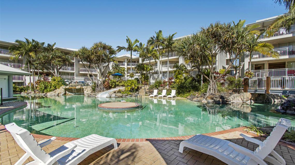 Spa Rooms Sunshine Coast